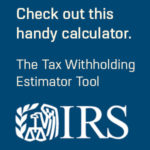 The Tax Withholding Estimator Tool